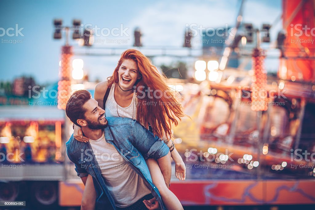 Summertime vibes stock photo