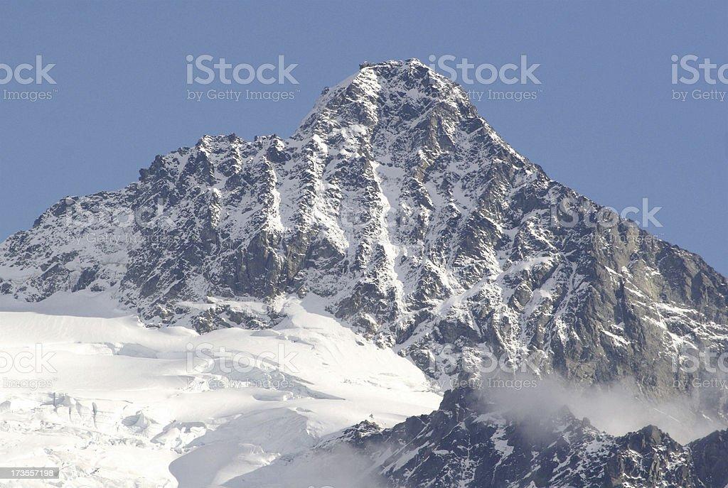 Summit of Mount Shuksan royalty-free stock photo