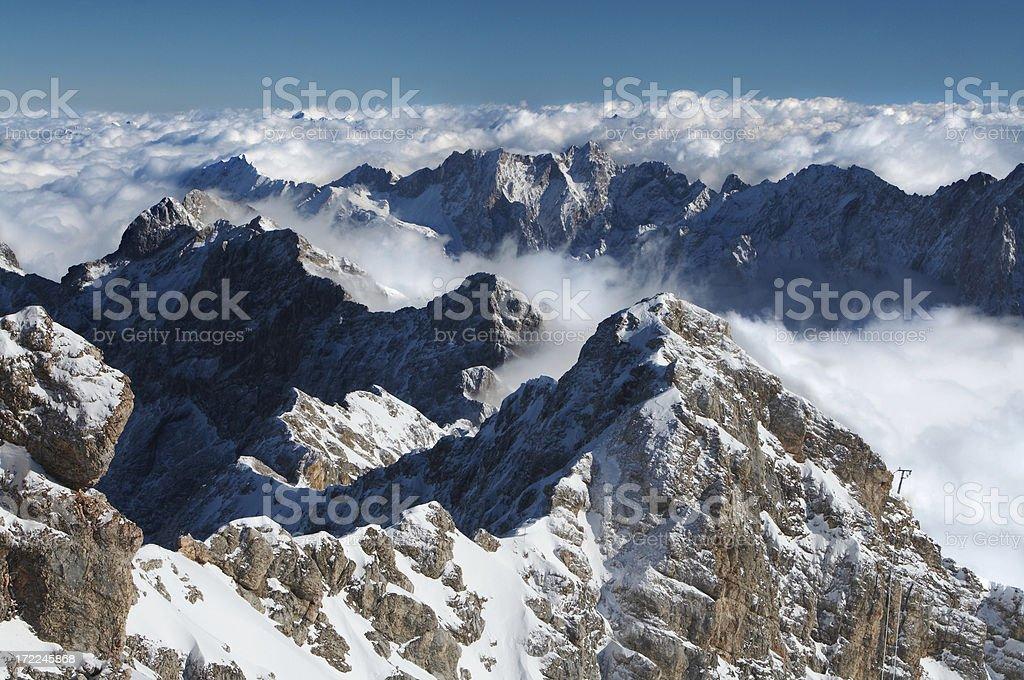 summit view 2 royalty-free stock photo