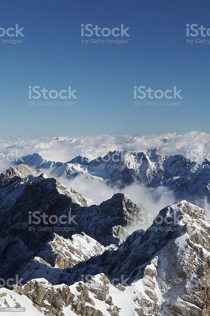 summit view royalty-free stock photo