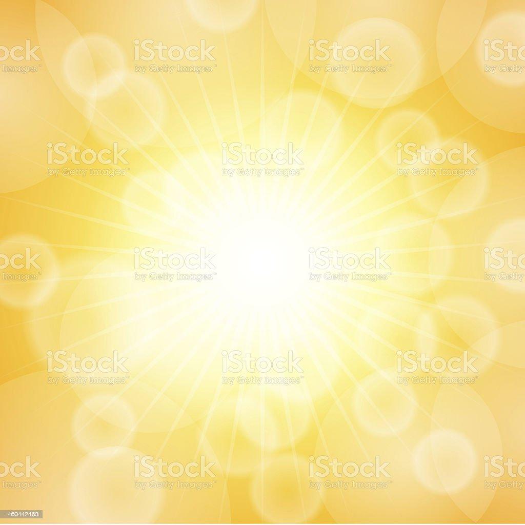 sun background stock photo