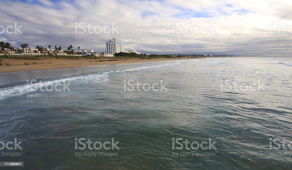 Sun Coast Casino Durban South Africa stock photo