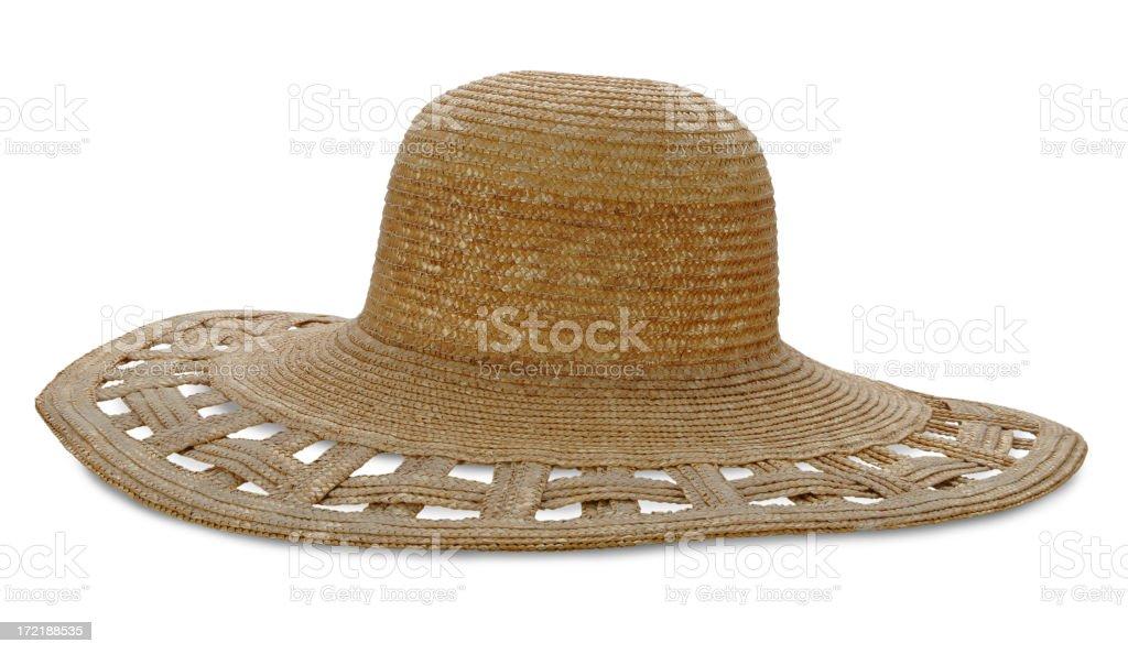 Sun Hat royalty-free stock photo