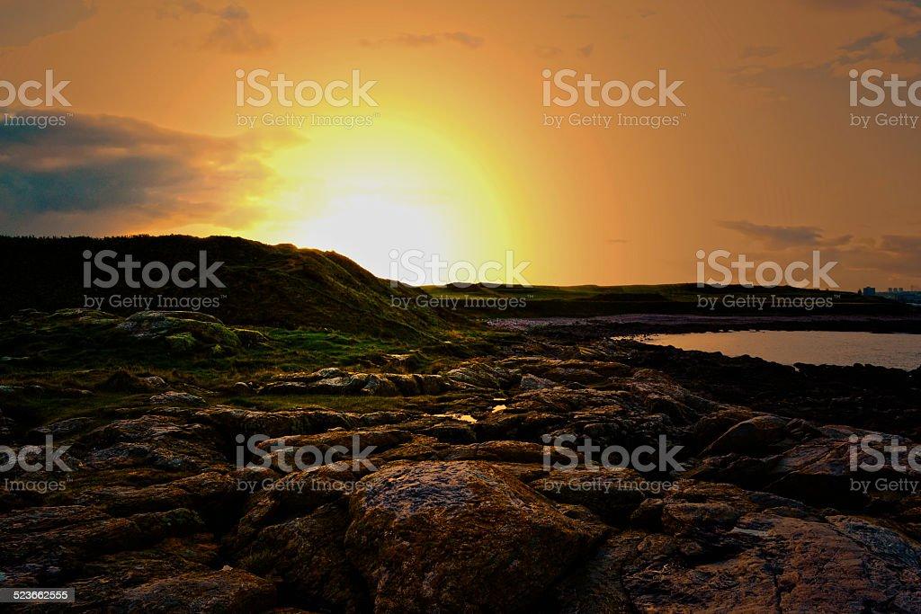 Sun is shining royalty-free stock photo