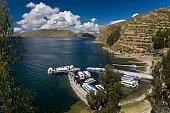 Sun Island (Isla de Sol) - Lake Titicaca - Bolivia