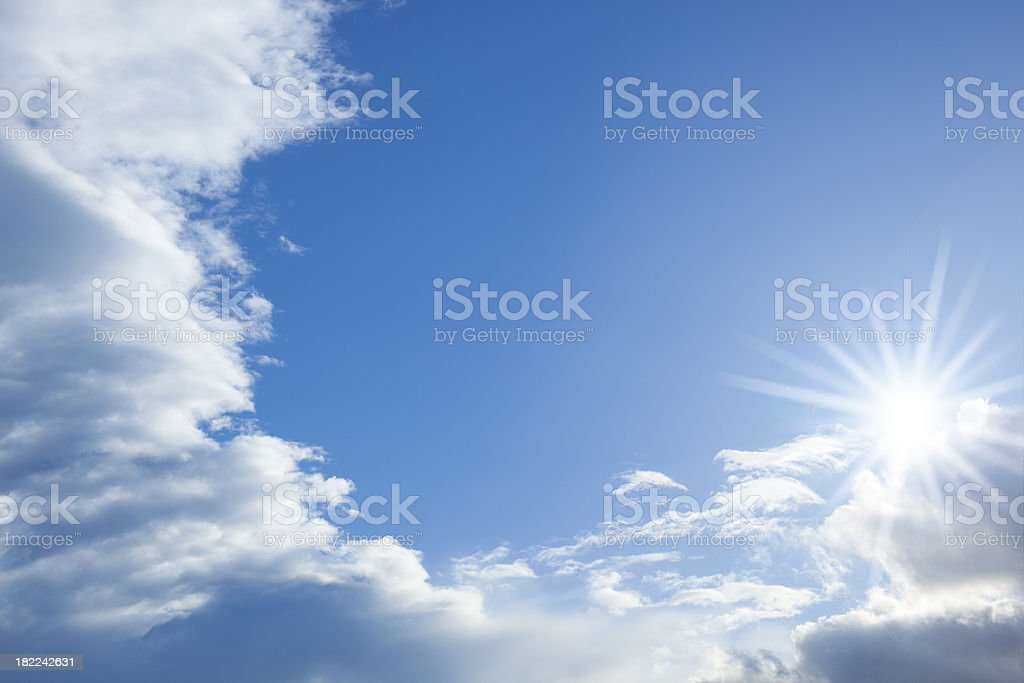 sun royalty-free stock photo