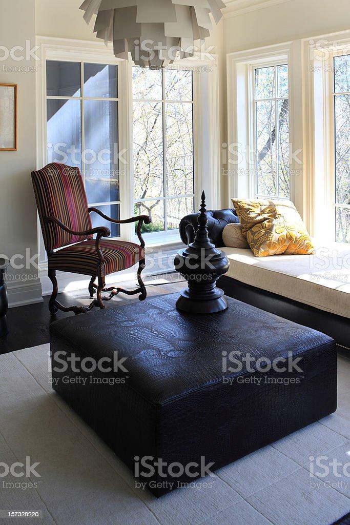 Sun Room royalty-free stock photo