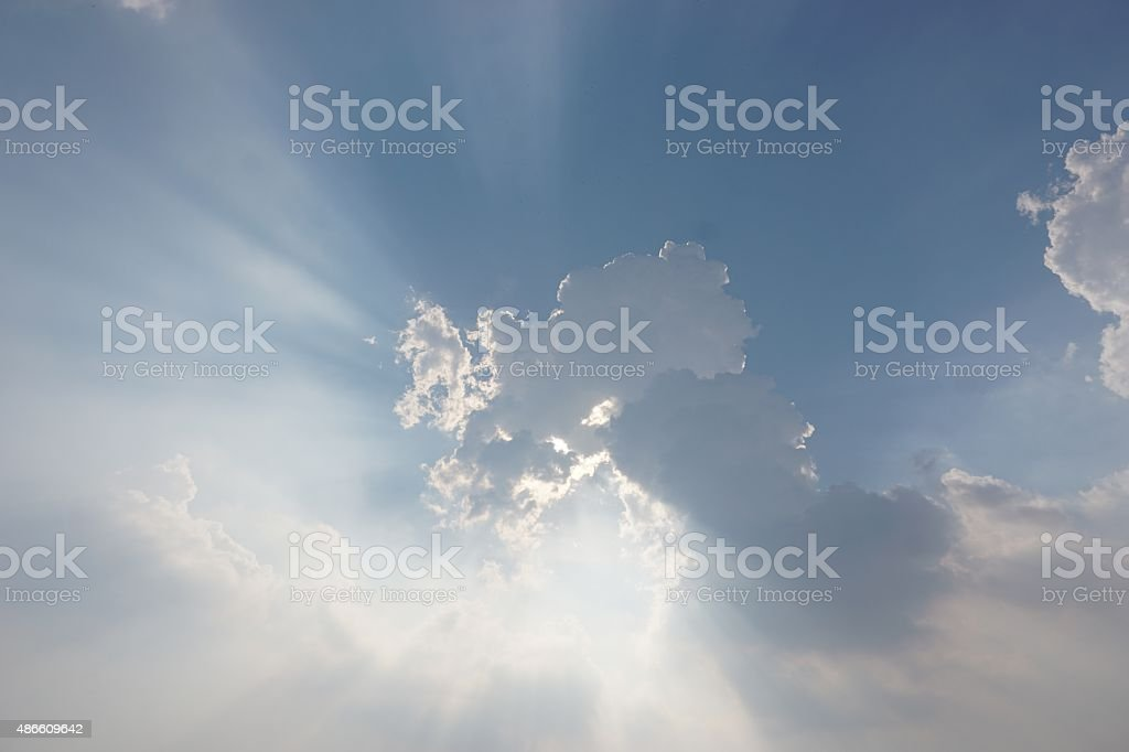 sunburst stock photo