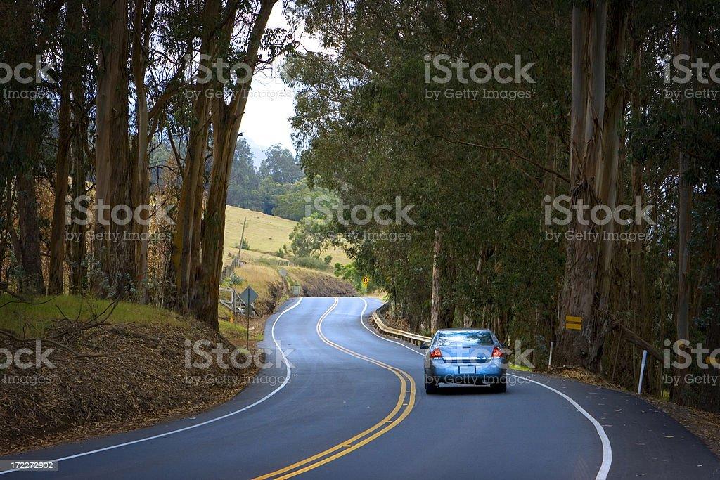 Sunday Drive royalty-free stock photo