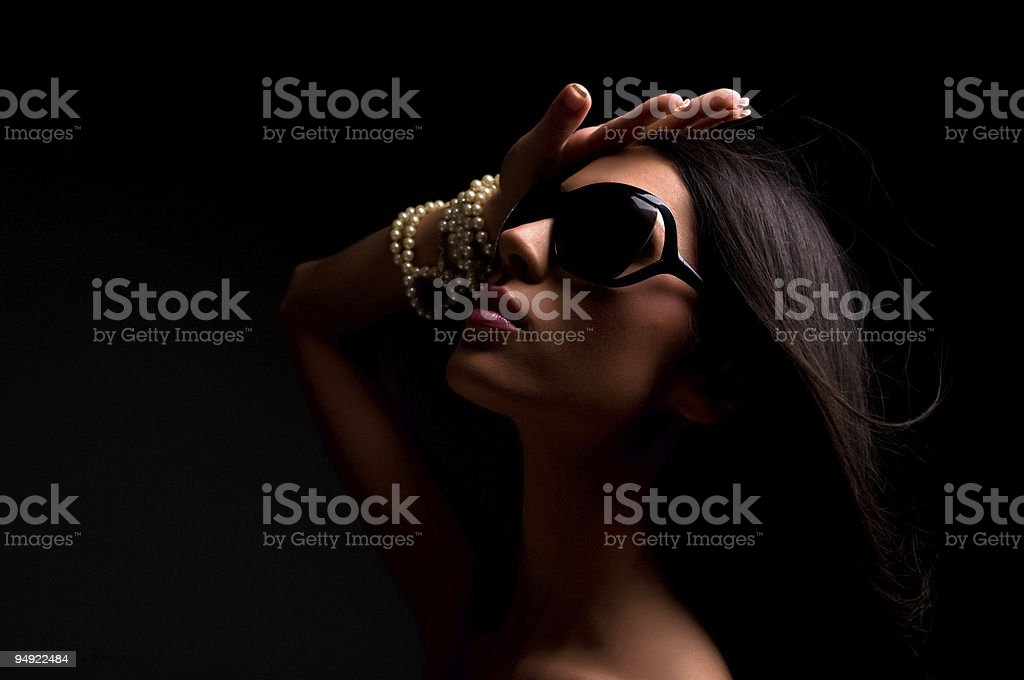 Sunglasses royalty-free stock photo