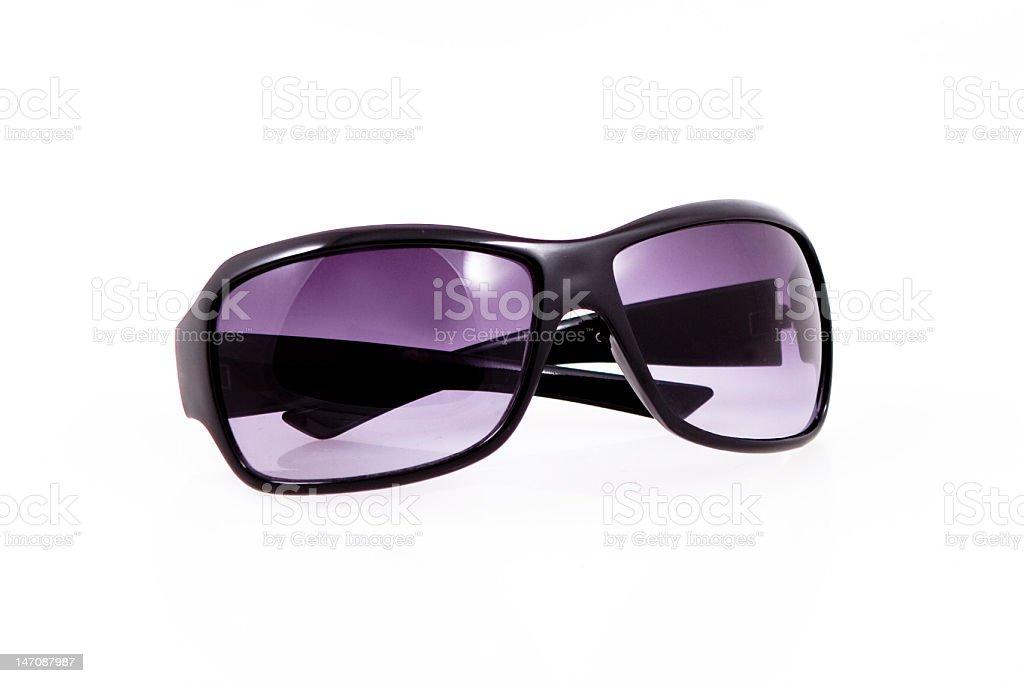 sunglasses purple stock photo