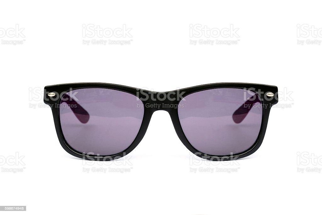 wayfarer shape  Sunglasses Wayfarer Shape stock photo 598674948