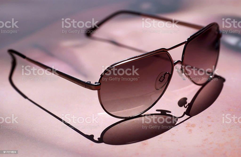 sunglasses2 royalty-free stock photo