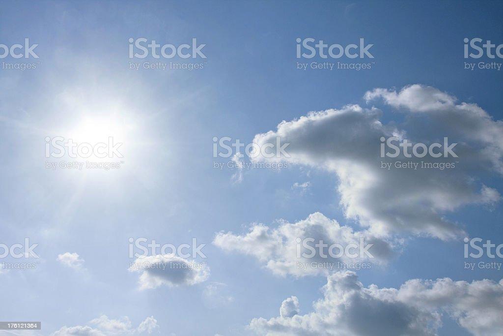 Sunlight royalty-free stock photo