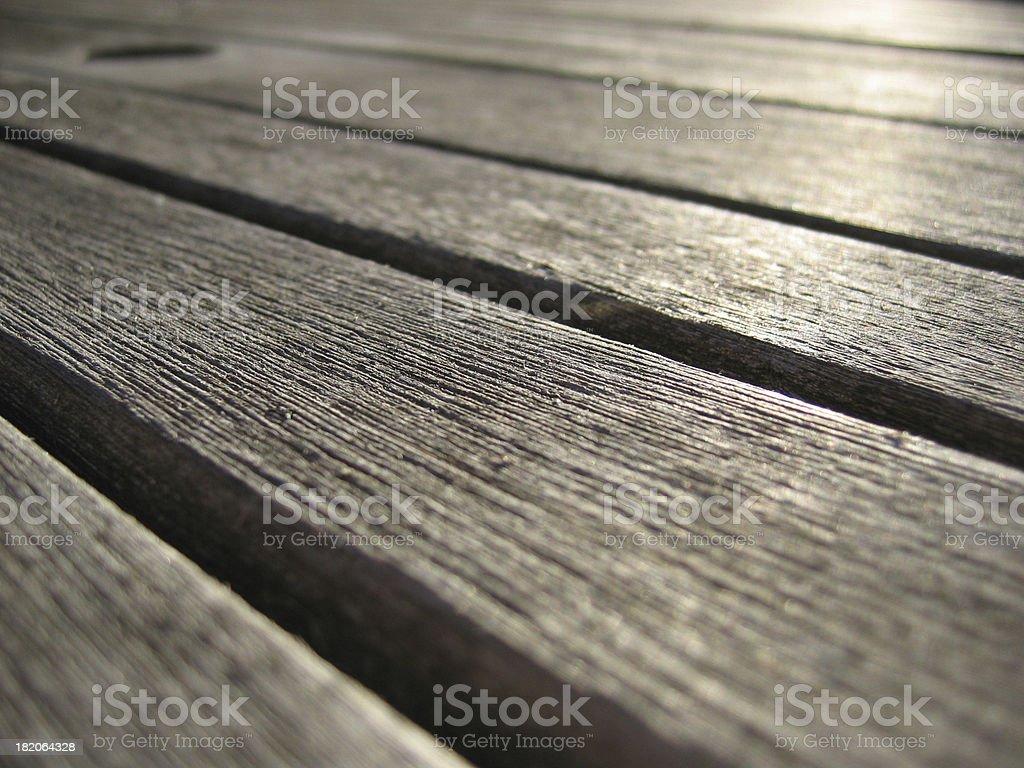 sunlight table royalty-free stock photo