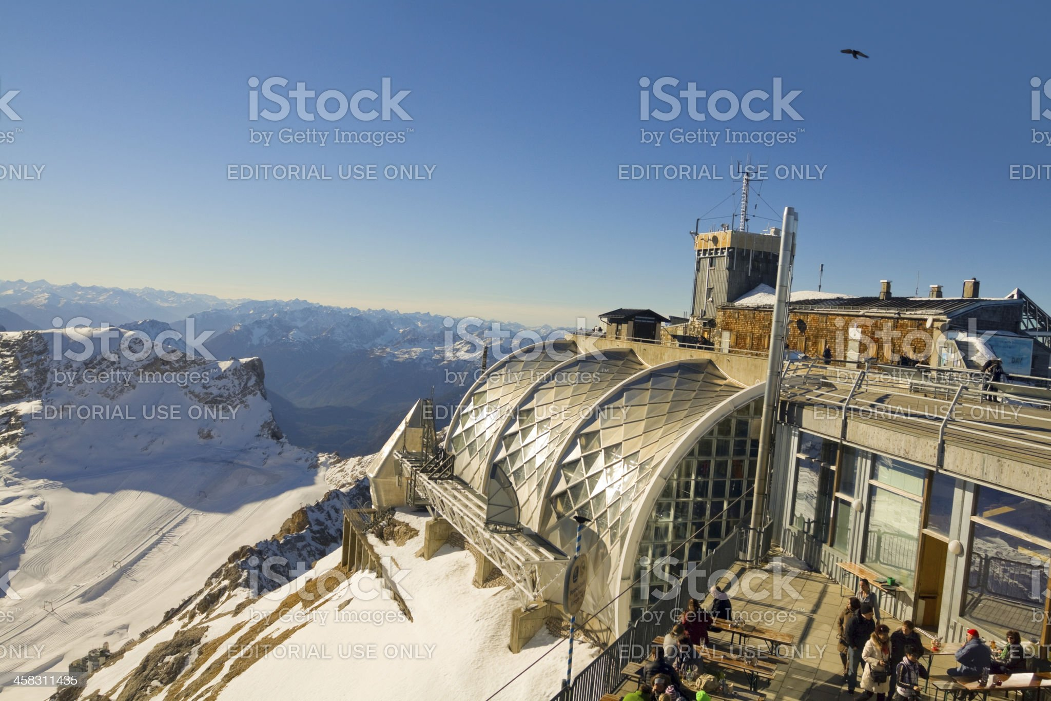 Sunniest place royalty-free stock photo