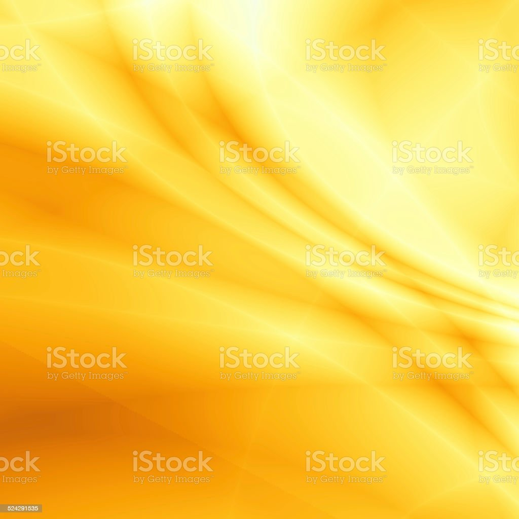 Sunny abstract yellow fun abstract design stock photo