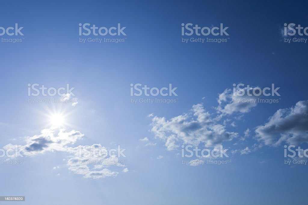 Sunny Day royalty-free stock photo