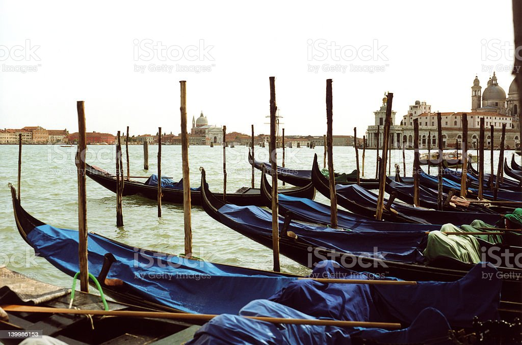 Sunrise at San Marco royalty-free stock photo