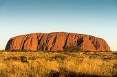 Sunrise at the Uluru / Ayers Rock