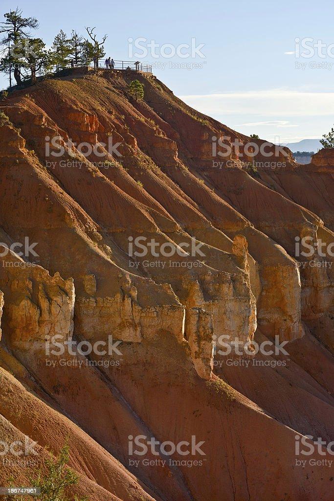 Sunrise Point, Bryce Canyon, Utah royalty-free stock photo