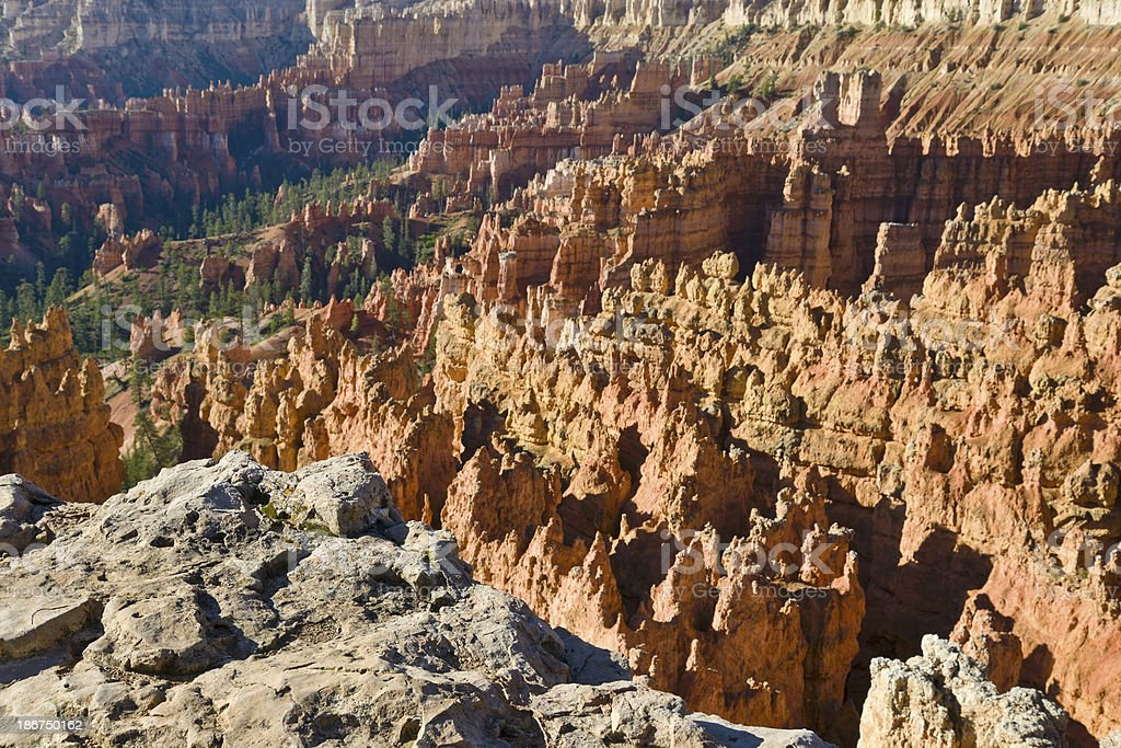 Sunrise Point, Bryce Canyon, Utah stock photo