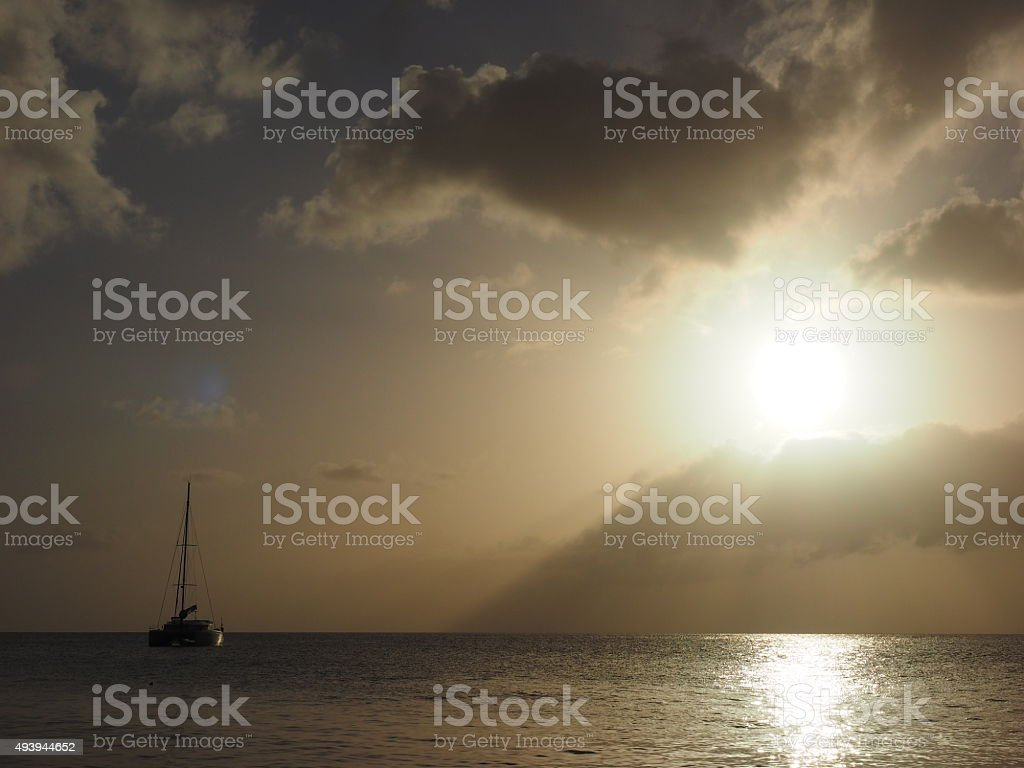 72 au coucher du soleil photo libre de droits