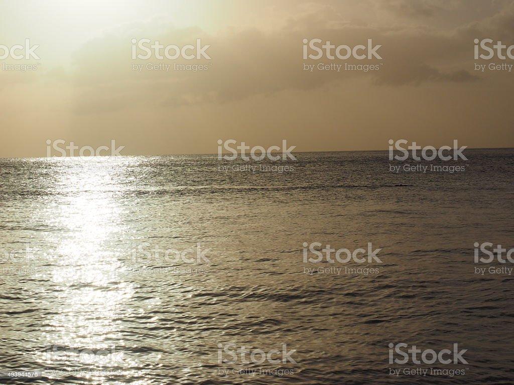 78 au coucher du soleil photo libre de droits
