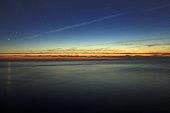 Sunset at Oporto