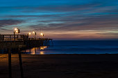 Sunset at Pismo Beach Pier