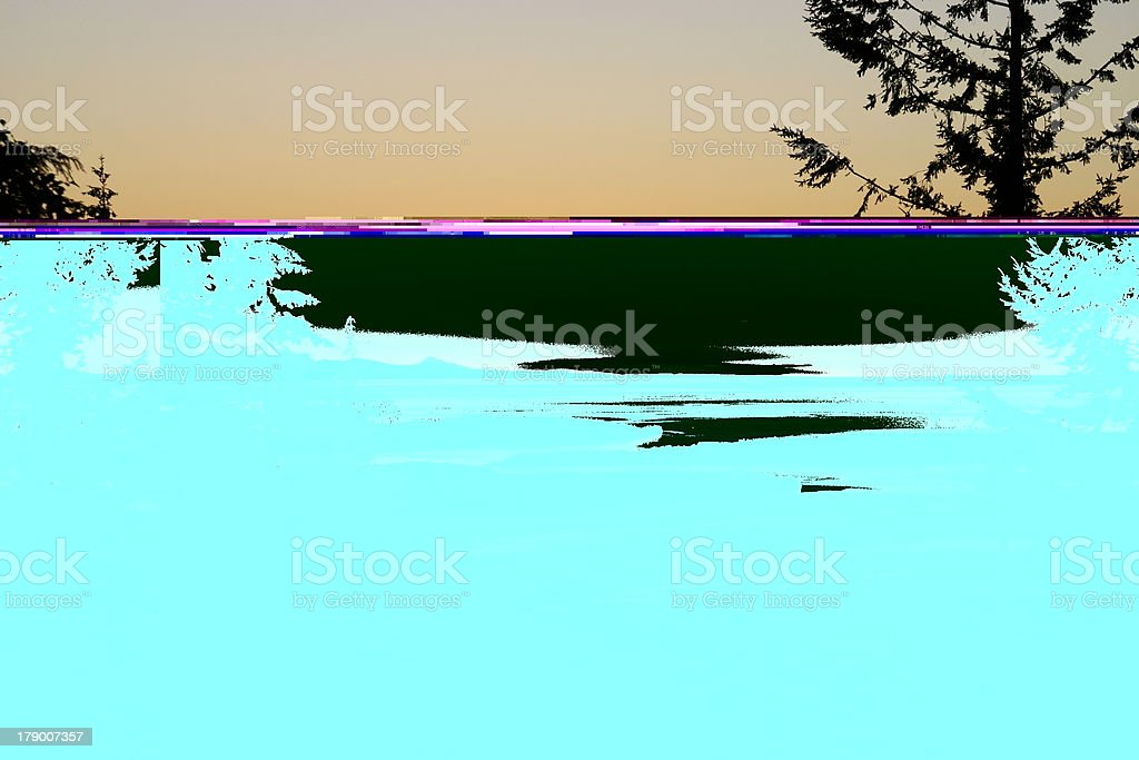 sunset from chukanuts stock photo