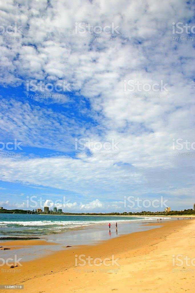 Sunshine Coast, Australia stock photo
