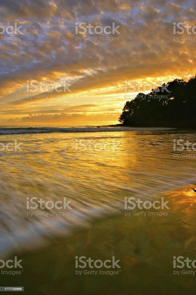 Sunshine Coast, Australia royalty-free stock photo