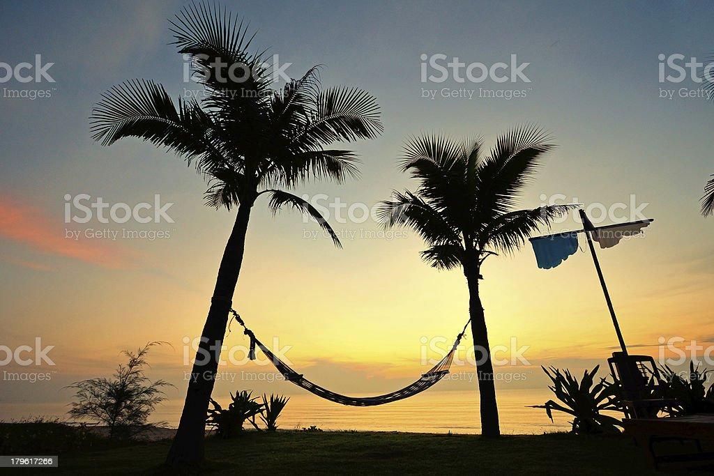 sunst royalty-free stock photo