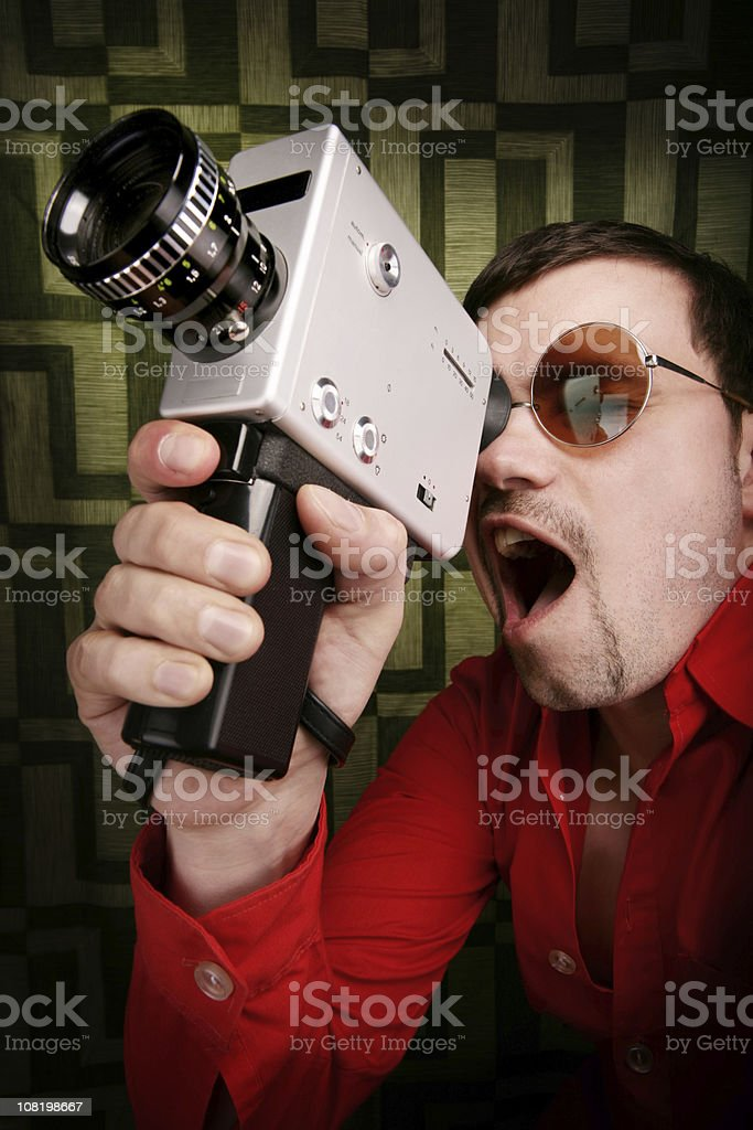 Super 8 porn royalty-free stock photo