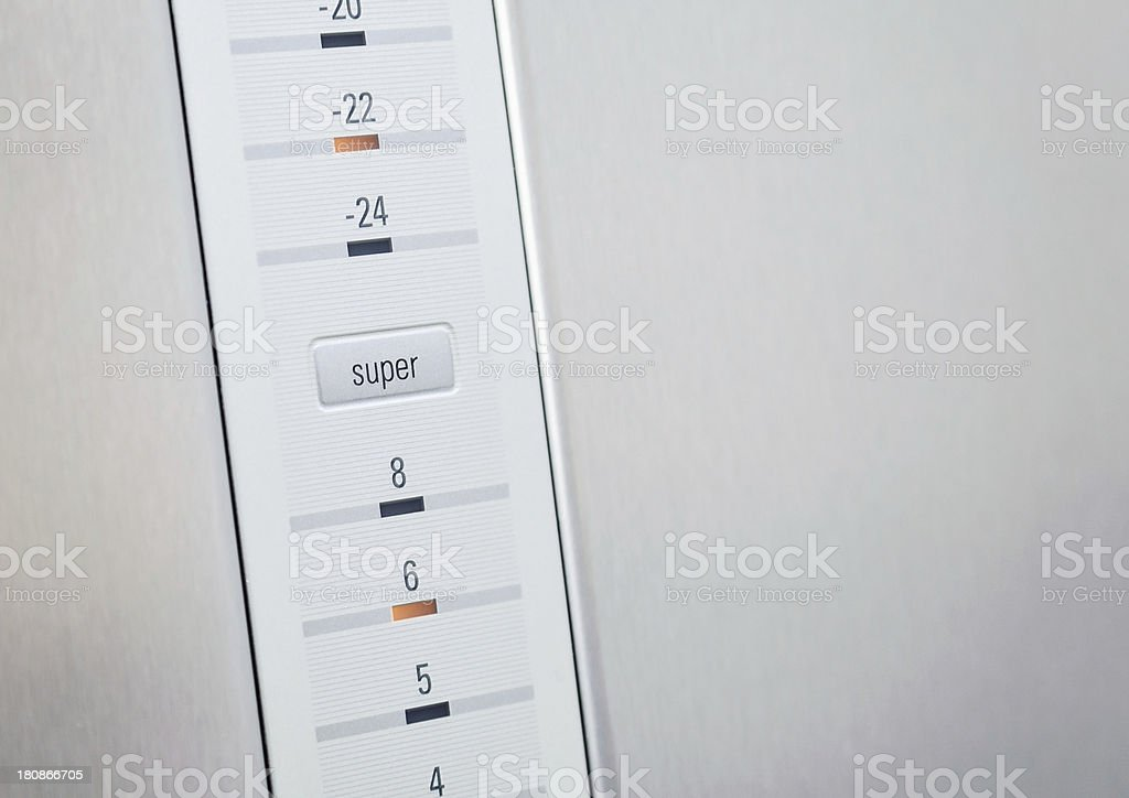 Super Button royalty-free stock photo