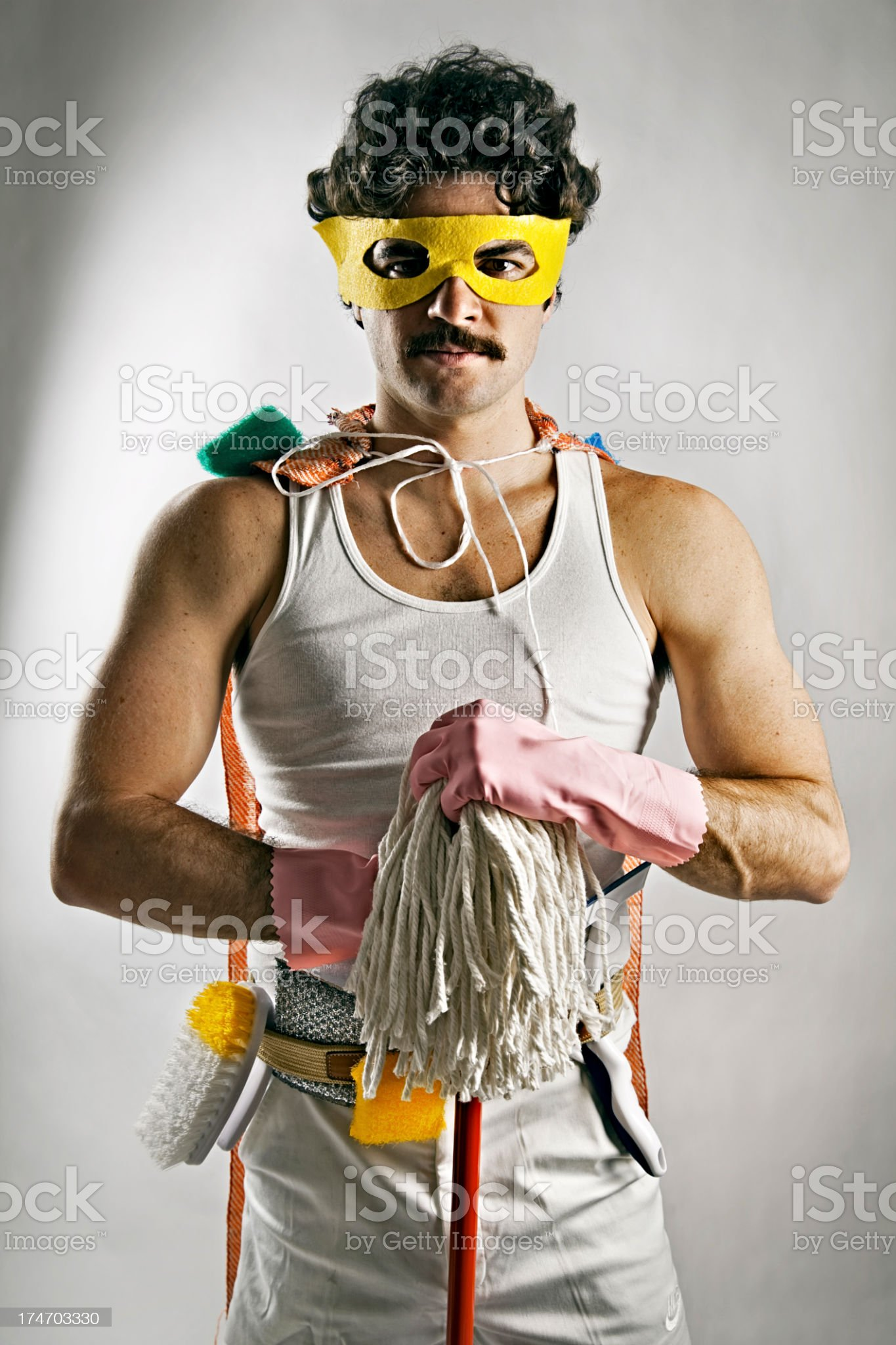 Super clean royalty-free stock photo