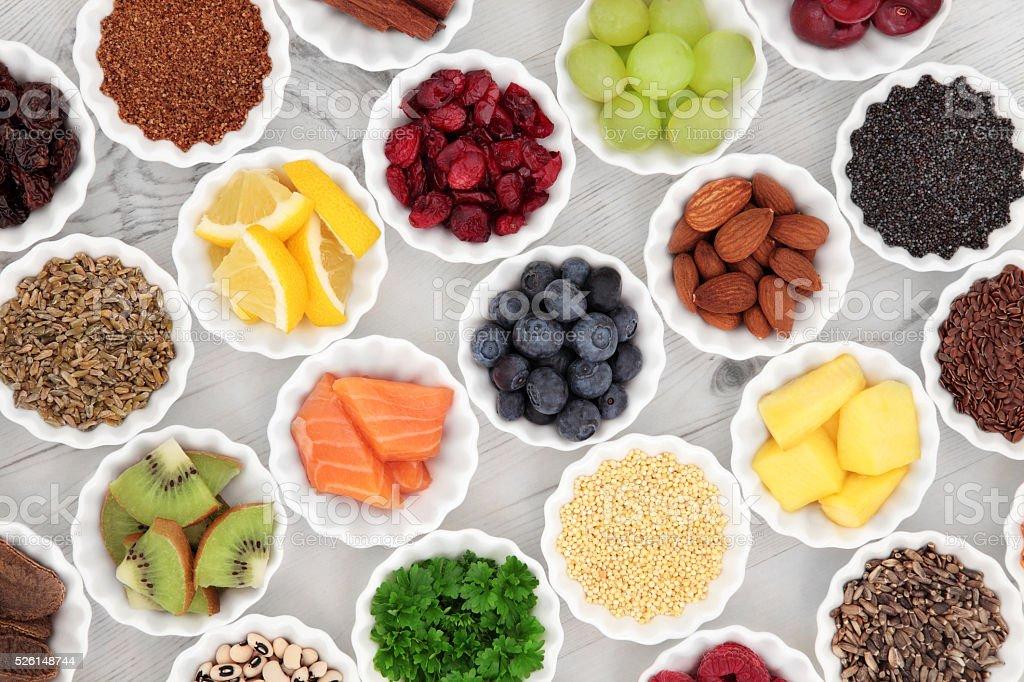 Super Food stock photo