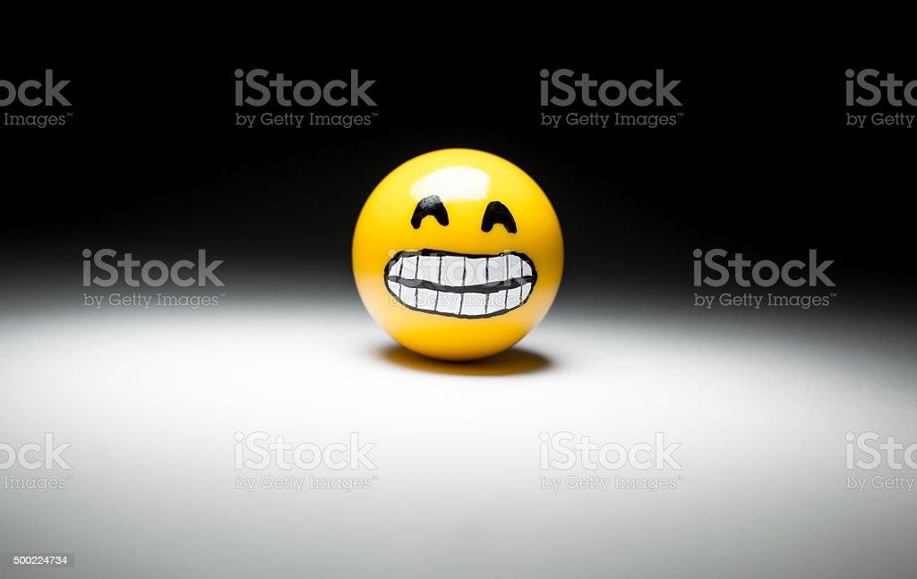 super happy smiling delight emoji emoticon stock photo