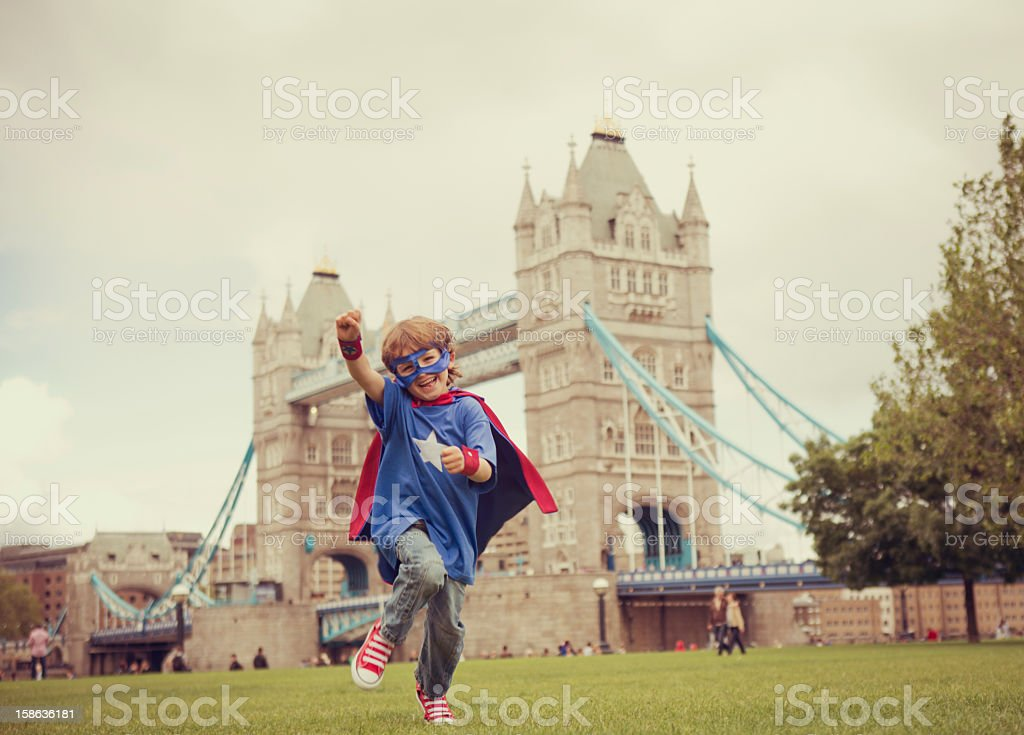 Super London! royalty-free stock photo