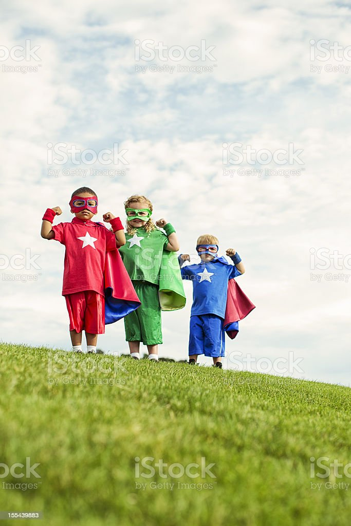 Super Potential royalty-free stock photo