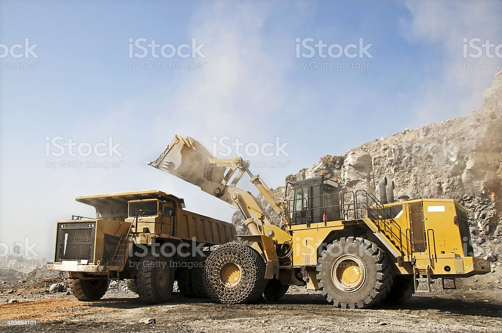 Super Tracks royalty-free stock photo