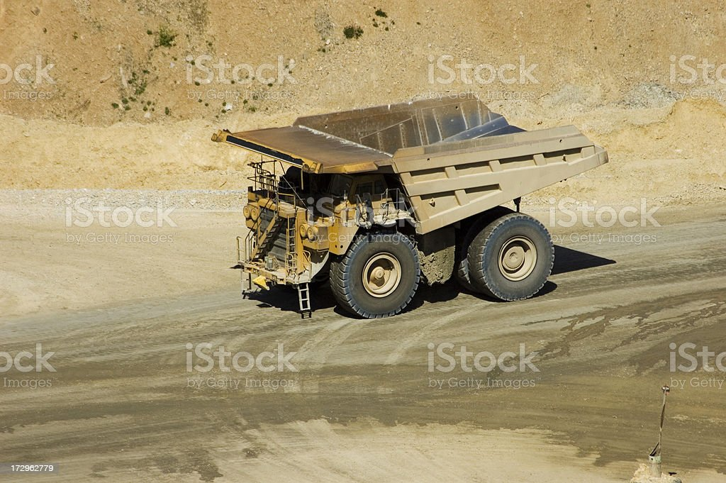 Super Truck royalty-free stock photo