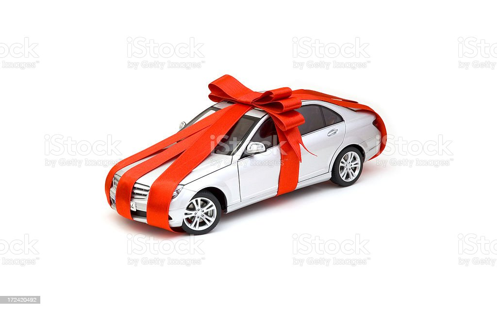 Superb Gift royalty-free stock photo