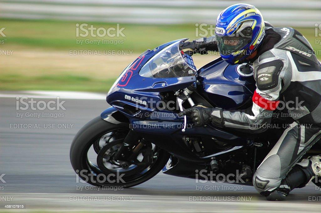 Superbike stock photo