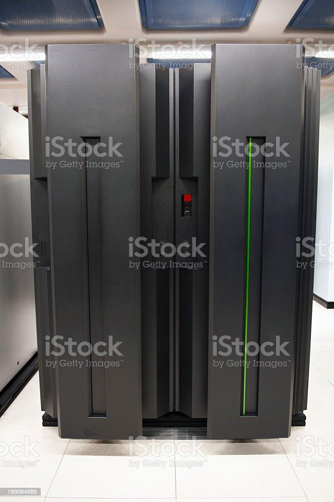 Supercomputer stock photo