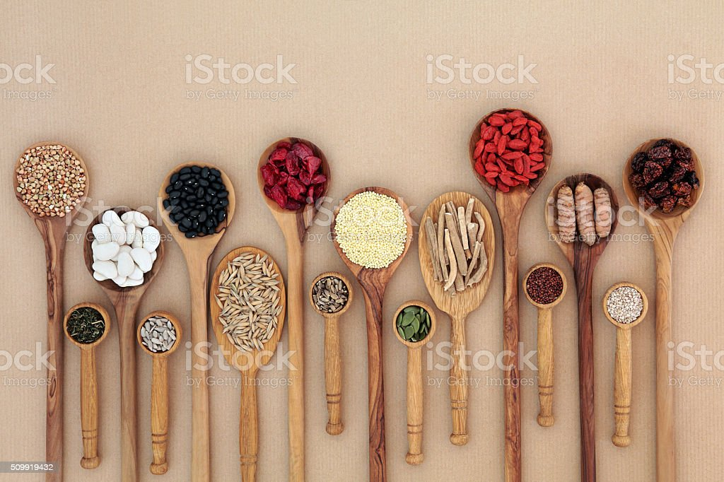 Superfood for Good Health stock photo