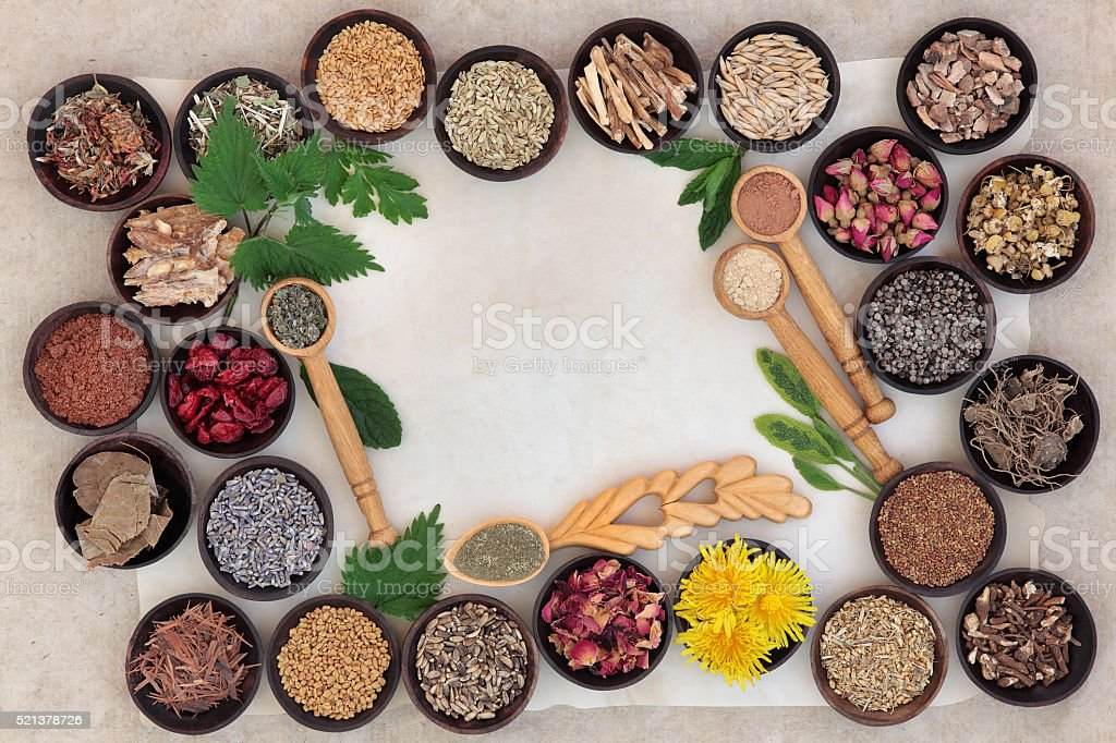 Superfood for Women stock photo