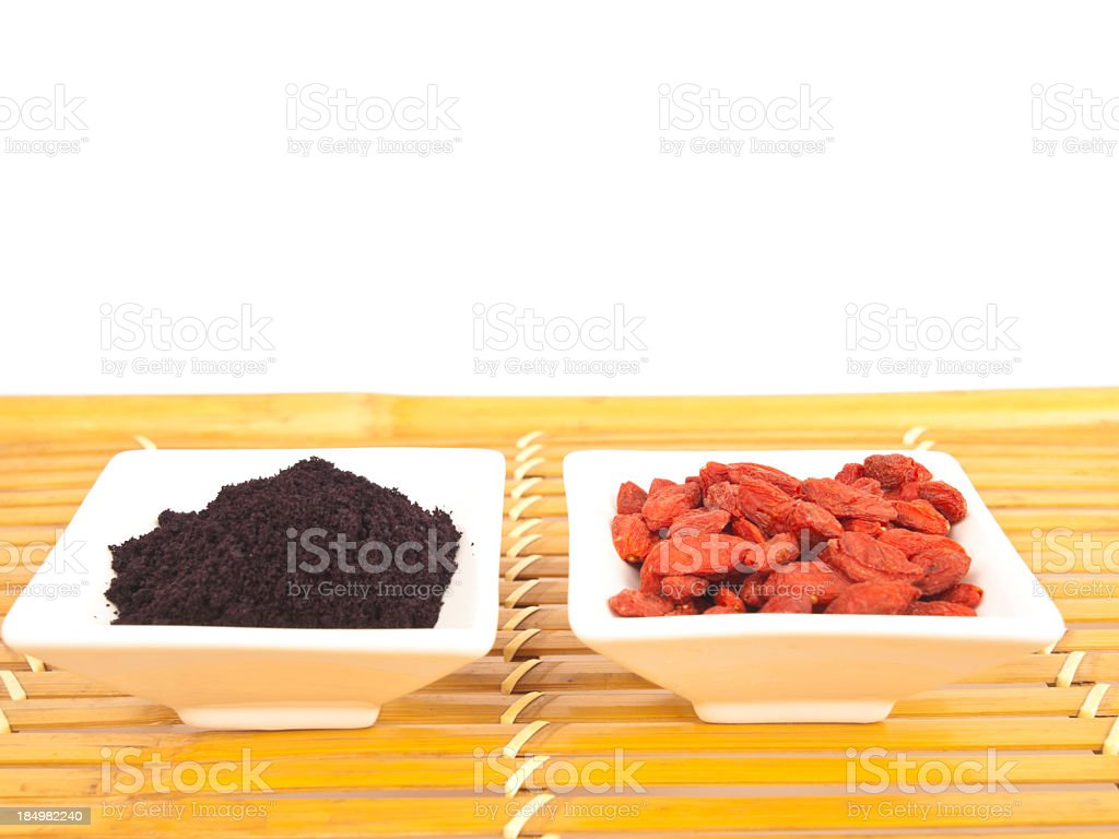 Superfood royalty-free stock photo