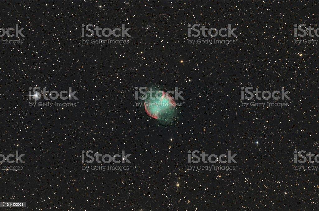 Supernova Nebula stock photo
